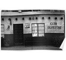 Club Silvestre Poster