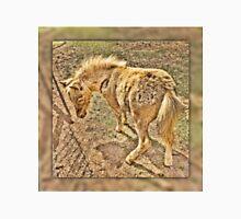 Miniature horse foal abstract Unisex T-Shirt