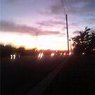 Rush Hour Sunset by Bearie23