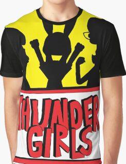Thunder Girls are GO! Graphic T-Shirt