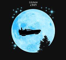 Ufo Car Delorean - Back to the future T-Shirt