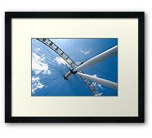 London Eye 1 Framed Print