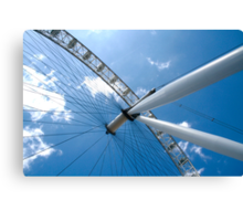 London Eye 1 Canvas Print