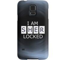 I AM SHER - LOCKED iPhone Case Samsung Galaxy Case/Skin