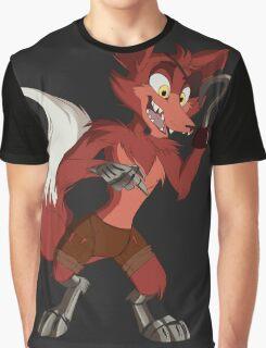 Foxy Graphic T-Shirt