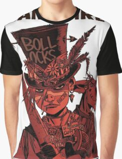 Tank Girl: Red Madness Graphic T-Shirt
