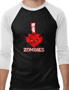 Zombies Men's Baseball ¾ T-Shirt