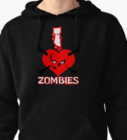 Zombies Pullover Hoodie