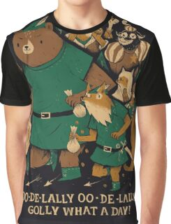 oo-de-lally Graphic T-Shirt