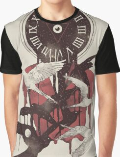 Existence in Time and Space Graphic T-Shirt