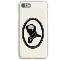 Sherlock Holmes: The Brain iPhone Case/Skin