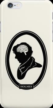 Sherlock Holmes: The Brain by sophiedoodle