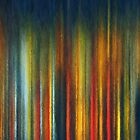 iphone-abstact city lights by Angela King-Jones