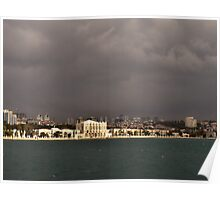 Bosphorus lightshow (2) Poster