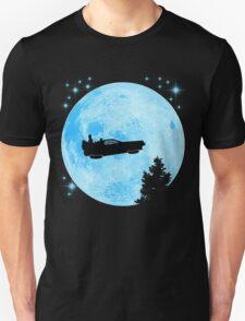 Ufo Car Back to the future Unisex T-Shirt