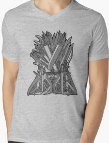 Throne of Games Mens V-Neck T-Shirt