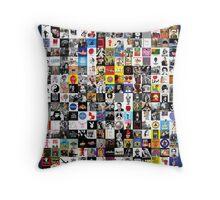 The Sixties Throw Pillow