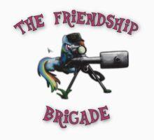 The Friendship Brigade Rainbow Dash by Septimus-Soul