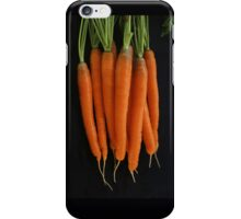 Fresh Carrots iPhone Case/Skin