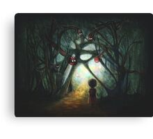 Through the  Dream Canvas Print
