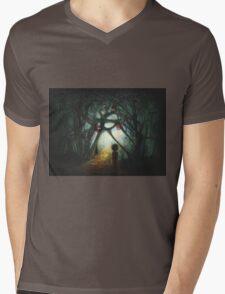 Through the  Dream Mens V-Neck T-Shirt