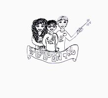 The Golden Trio Harry Potter Doodle Sketch Unisex T-Shirt