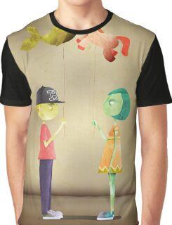 Dim Love Graphic T-Shirt
