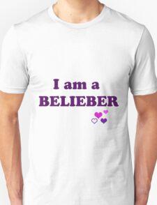 I am a BELIEBER T-Shirt