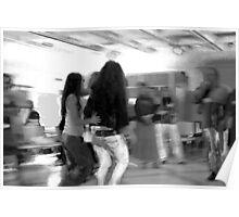 Dance improvisation Poster