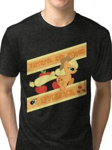 Faithful & Strong Tri-blend T-Shirt