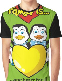 FAMILY IS... Graphic T-Shirt