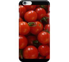 Cherry Tomatoes by the Handful iPhone Case/Skin