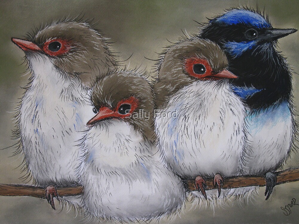 Family by Sally Ford