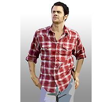 Johnny Knoxville Vector Photographic Print