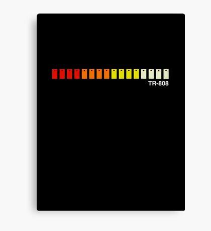 TR-808 Canvas Print