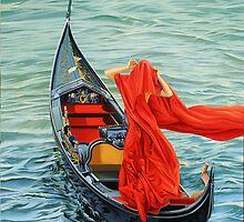 Venetian blood by Graeme  Stevenson