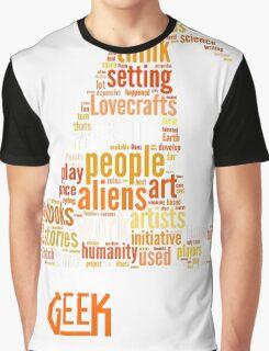 Geek Native Graphic T-Shirt