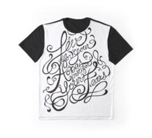 Live For Your Hopes Graphic T-Shirt