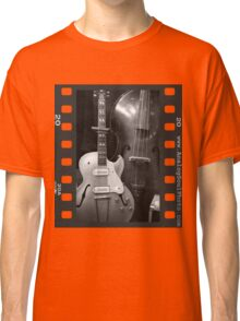 Guitar & Upright Bass Classic T-Shirt