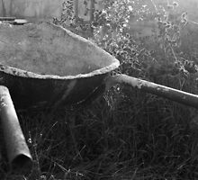 Wheelbarrow by Anastasios Tataroglou