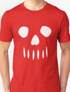 Simple Skull White T-Shirt