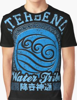 Waterbender Graphic T-Shirt
