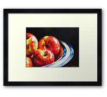 Heavenly Spheres Framed Print