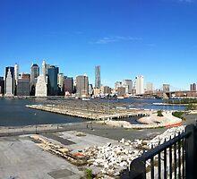 Skyline New York City by kaisarton