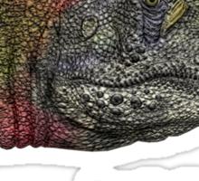 Cryolophosaurus T-shirt Sticker