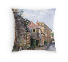 Souvigny Throw Pillow