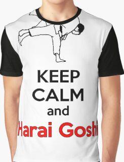 Keep Calm HARAI GOSHI! Graphic T-Shirt