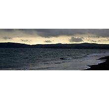 West End, Pwllheli Photographic Print