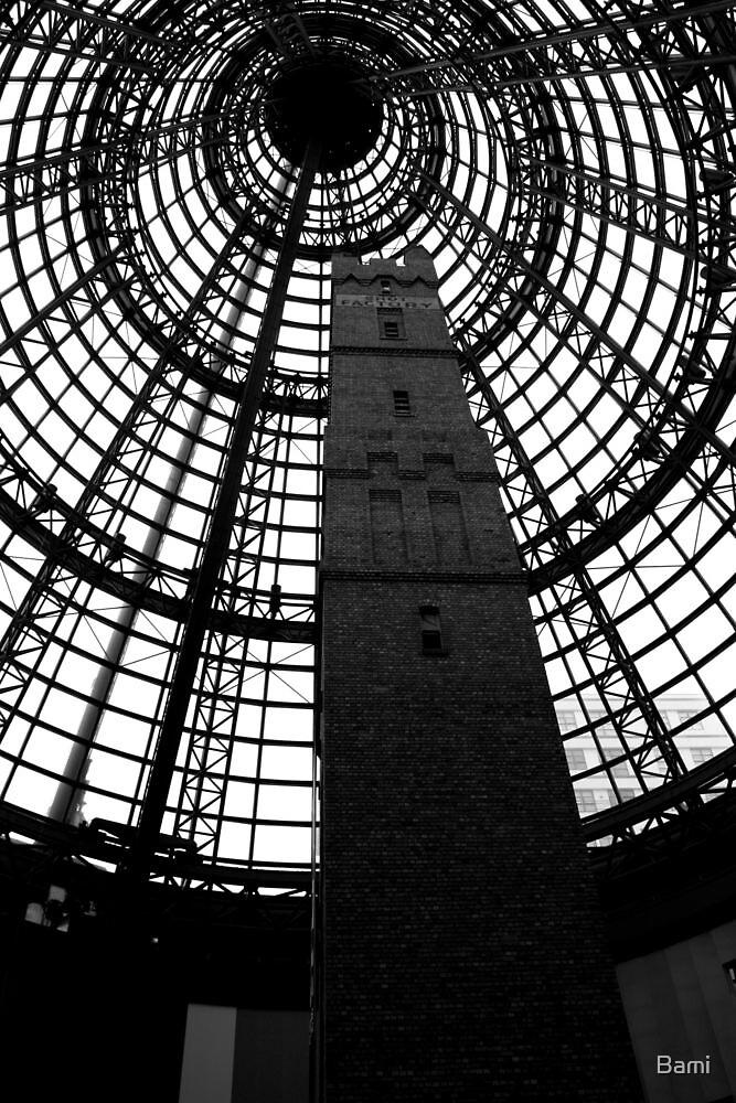 Melbourne Architecture in Black & White by Bami