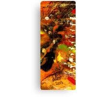 Rusty Agates Canvas Print